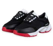 Sneaker SYSTEM RUNNER - SCHWARZ