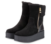 Plateau-Boots BEATRIX - SCHWARZ