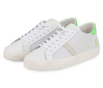 Sneaker HILL LOW FLUO - WEISS/ GRÜN