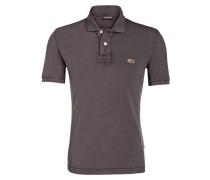 Piqué-Poloshirt TALY1 - dunkelgrau