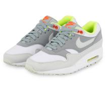 Sneaker AIR MAX 1 - GRAU/ WEISS/ HELLGRÜN