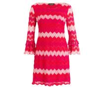 Kleid in Häkeloptik