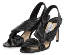 Sandalette LALIA 100 - SCHWARZ