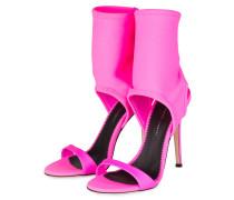 Sandaletten AGNES - PINK FLUO