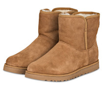 Fell-Boots CORY MINI SLIM - CHESTNUT