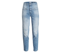 Destroyed-Jeans PEDAL PUSHER