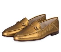 Loafer LORAINE - gold metallic