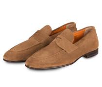 Penny-Loafer CARLOS - HELLBRAUN