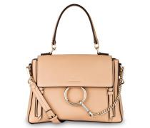 Handtasche SMALL FAYE - blush nude