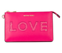 Pouch WRISTLET - ultra pink