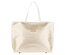 Strandtasche - gold