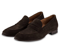 Penny-Loafer PAXTON - GRAUBRAUN