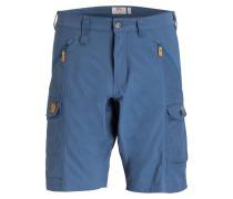 Outdoor-Shorts ABISKO - blau