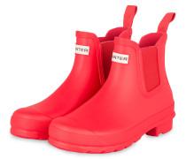 Gummi-Boots - ROT
