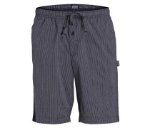 Sleep-Shorts - navy