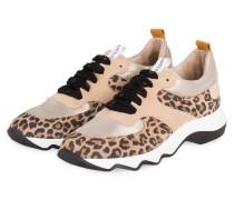 Sneaker AFRICA - BEIGE/ BRAUN/ SCHWARZ