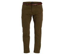Chino STUART Slim-Fit - oliv