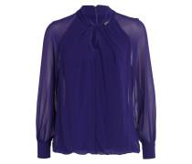 Bluse YAS - violett