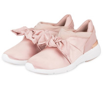 Satin-Sneaker WILLA - SOFT PINK