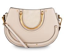 Handtasche PIXIE BELT - abstract white