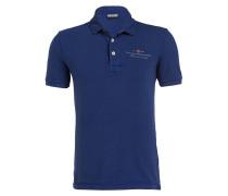 Piqué-Poloshirt ELBAS - navy