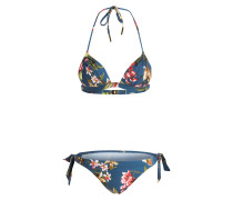 Push-up-Bikini FLEURI