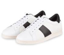 Sneaker - WEISS/ OFFWHITE/ SCHWARZ