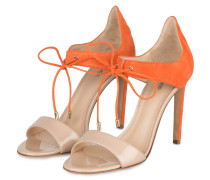 Sandaletten VANEA - beige/ orange
