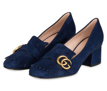 College-Pumps GG MARMONT - BLUE INK