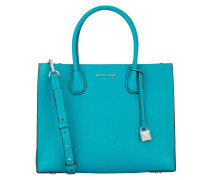 Handtasche MERCER LARGE - tile blue