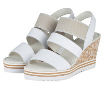 Wedges - WEISS