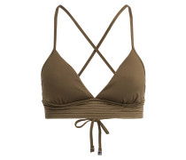 Triangel-Bikini-Top SEAFOLLY QUILTED