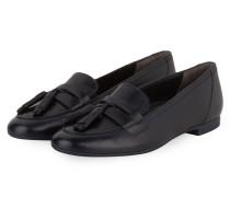 Tassel-Loafer - dunkelblau