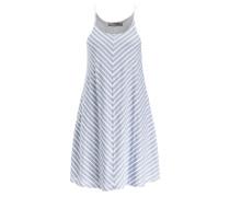 Kleid SEACOAST - weiss/ blau gestreift