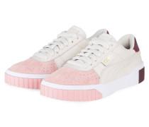 Sneaker CALI REMIX - ROSA/ CREME/ BORDEAUX