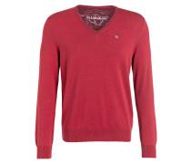 Pullover DAKSHIN V - rot
