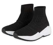 Hightop-Sneaker YUKO - SCHWARZ/ WEISS
