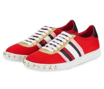 Sneaker - 902 TRUE RED / MULTI (leather)