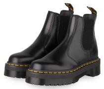 Chelsea-Boots 2976 QUAD - SCHWARZ