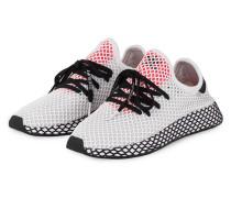 Sneaker DEERUPT RUNNER - WEISS/ GRAU/ ROT