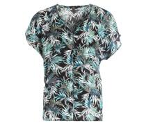 T-Shirt - schwarz/ grün