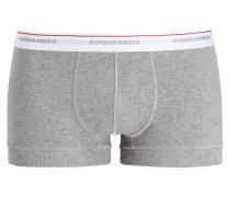 Boxershorts - grau meliert
