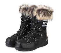 Moon Boots MONACO LOW - SCHWARZ