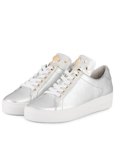 Michael Kors Damen Sneaker MINDY - SILBER Outlet Neueste In Deutschland Günstigem Preis XuSMnk