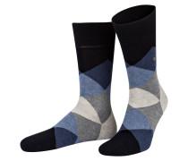 Socken CLYDE - 6376 dark navy