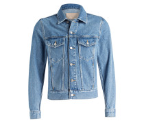 Jeansjacke - bluv blue vintage denim