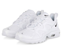 Sneaker AIR MAX GRAVITON LEA - WEISS