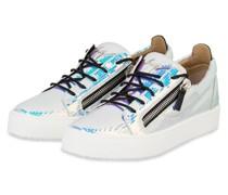Sneaker FRANKIE - LILA/ TÜRKIS