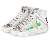 Sneaker PHYTON - HELLGRAU/ SCHWARZ