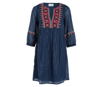 Kleid AGDA mit Stickereien